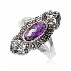 amatista-violeta-anillo-plata-amatistas