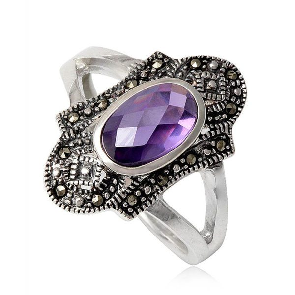 anillo-amatista-marquesitas-plata-violeta