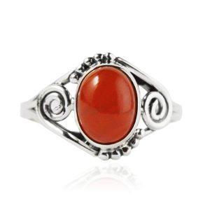 anillo-cornalina-plata