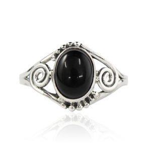 anillo-onix-negro-plata
