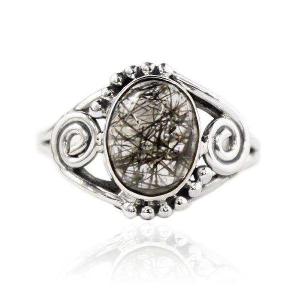 anillo-plata-piedra-semipreciosa-rutilo