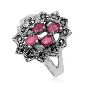 anillo-plata-rubies-rubi-marquesitas-rosa
