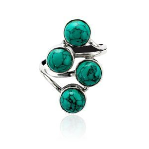 anillo-plata-turquesas