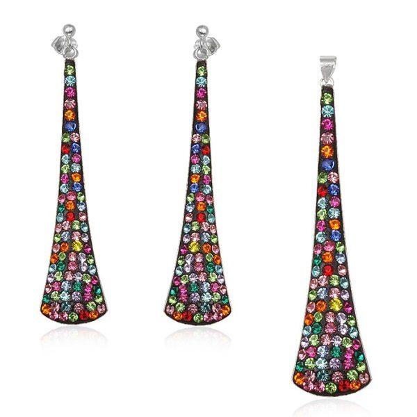 conjunto-pendientes-colgante-cristales-preciosos-multicolor