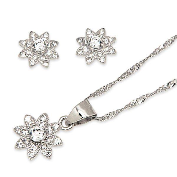 conjunto-plata-circonitas-colgante-pendientes-estrellas