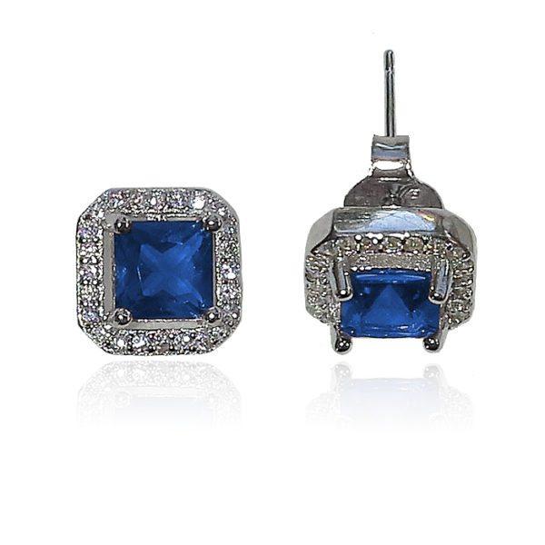 pendientes-circonitas-azules-plata