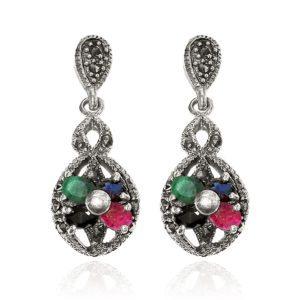 pendientes-esmeraldas-zafiros-marquesitas
