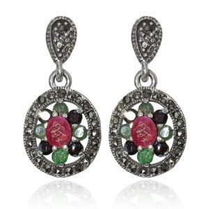 pendientes-esmeraldas-zafiros-rosa-marquesitas